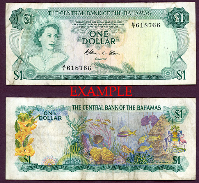 1974 $1.00