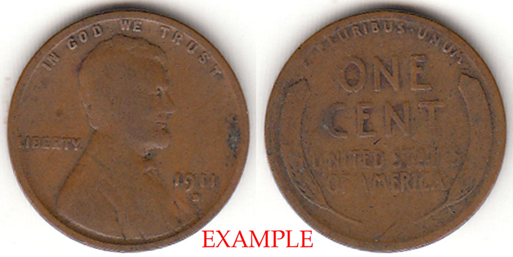1911-D 1c Lincoln Cent