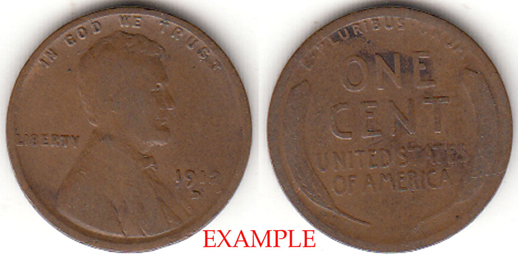 1912-D 1c Lincoln Cent
