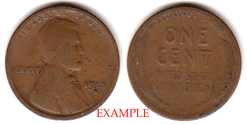 1913-S 1c Lincoln Cent