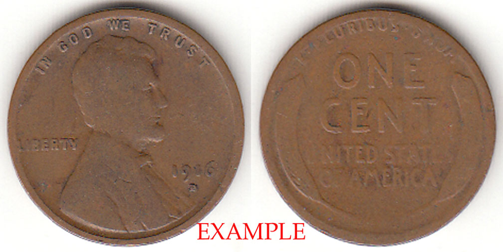 1916-D 1c Lincoln Cent