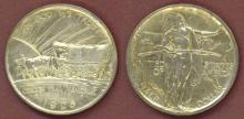 1926-S Oregon Trail Half Dollar, US silver commemorative half dollar