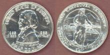 1925 Fort Vancouver Centenial US silver commemorative half dollar