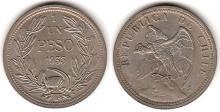 1933 Peso Chili