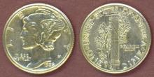 1928-S 10c US silver dime