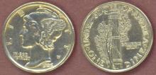 1926-D 10c US silver dime