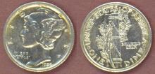 1924-S 10c US silver dime