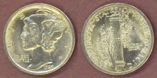1924 10c US silver dime