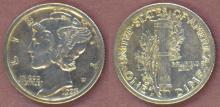 1923-S 10c US silver dime