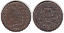 1835 US Half Cent