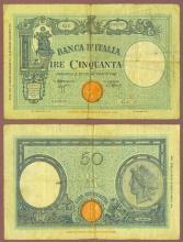 1943 50 Lira Italy