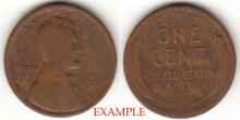 1911 1c Lincoln Cent