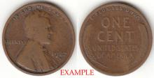 1927-D 1c US Lincoln wheat cent