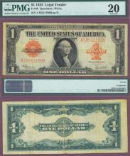 1923 $1.00 FR-40 PMG Very Fine 20 US Large Legal Tender Note