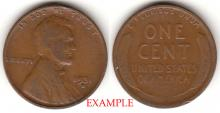 1931-D 1c US Lincoln Cent