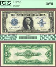 1923 $1.00 FR-238 Large size US Silver Certificate