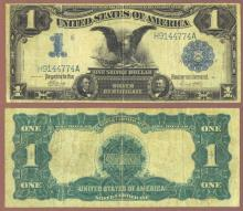 1899 $1.00 FR-235 US large size silver certificate