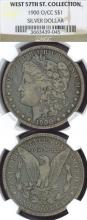 """1900-O/CC $  West 57th St. Collection """"TOP 100 VAM"""""""