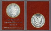 1880-S $ Redfield Hoard US Morgan silver dollar