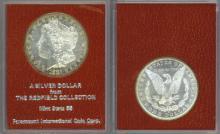 1881-S $ Redfield Hoard US Morgan silver dollar