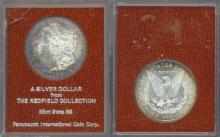 1882-S $ Redfield Hoard US Morgan silver dollar
