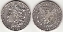 1903-S $ US Morgan silver dollar