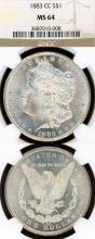 1883-CC $ MS-64