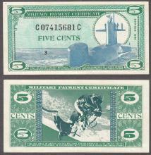 Series 681 5 Cent