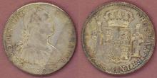 1806 MO/TH Mexico silver 8 Reales