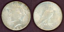 1928-S $ US Peace silver dollar