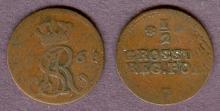 1768 1/2 Grosza collectable coins Poland