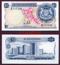 1967-72 ND 1 Dollar
