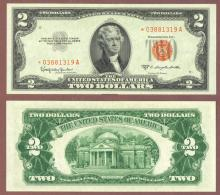 1953-C $2 STAR Note FR-1512*