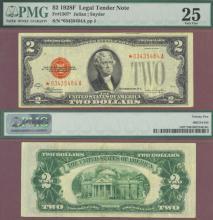 1928-F $2 FR-1507*  STAR Note US Legal Tender