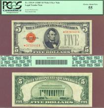 1928-F $5 FR-1531* STAR Note US Legal Tender